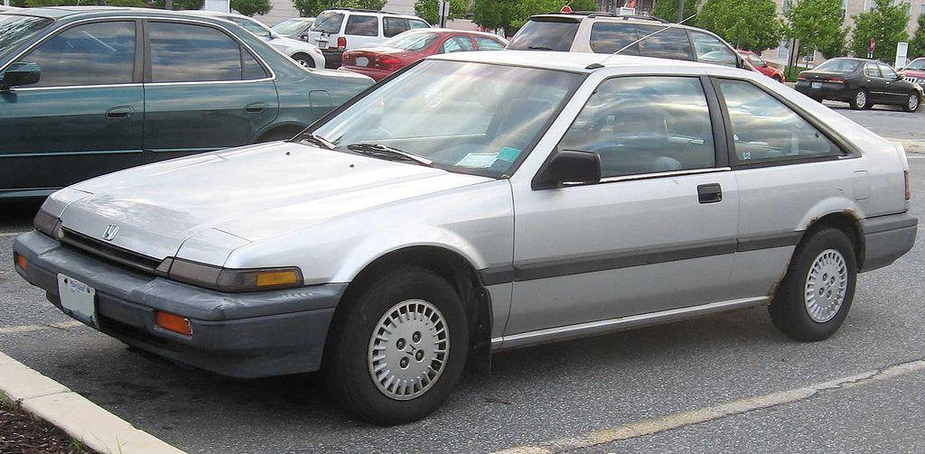 Honda Accord III 1985 - 1989 Hatchback 3 door :: OUTSTANDING CARS
