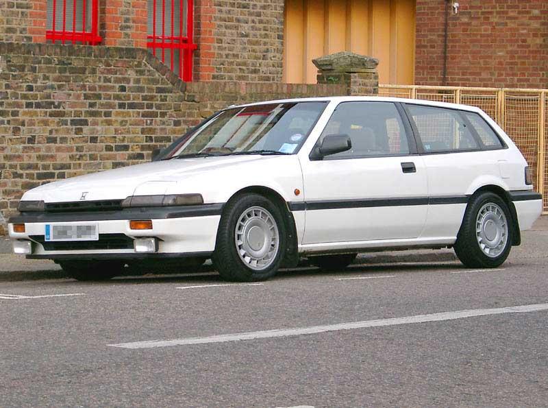 Honda Accord Iii 1985 1989 Hatchback 3 Door
