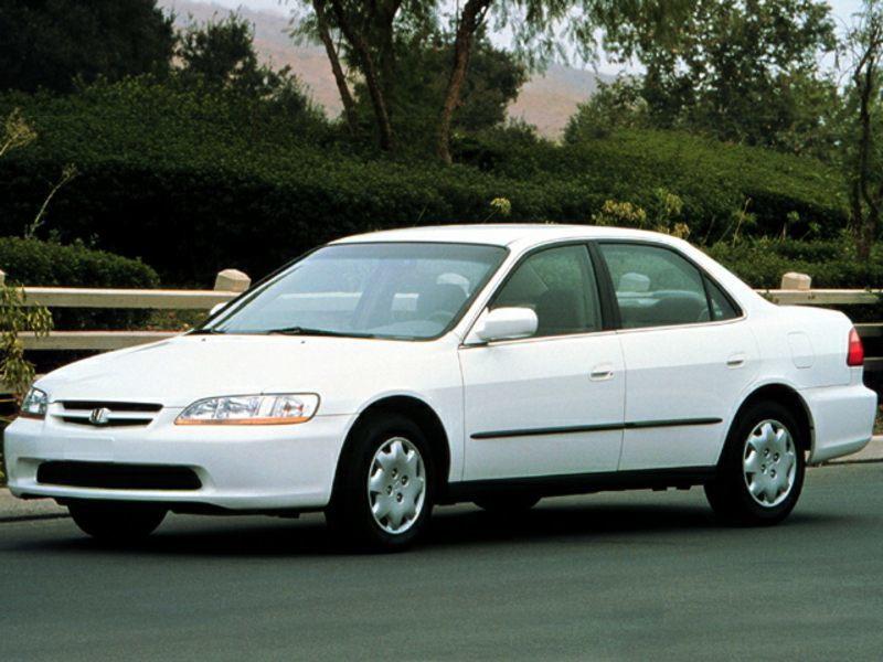 honda accord 1998 coupe