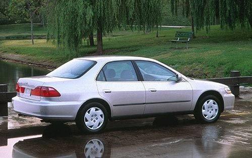 Honda Saber I 1995 - 1998 Sedan #6