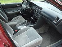 Honda Inspire I 1989 - 1992 Sedan #8