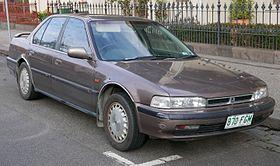 Honda Inspire I 1989 - 1992 Sedan #1
