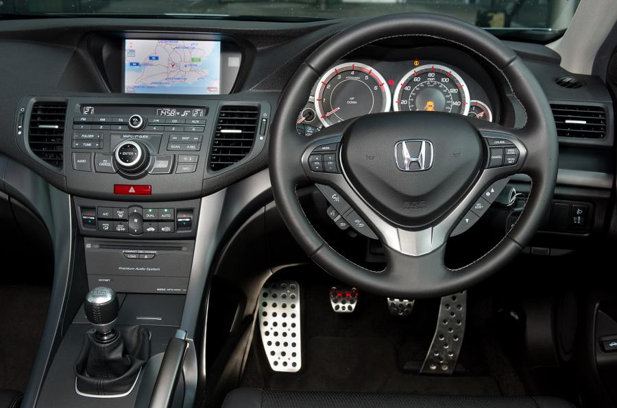 Honda Accord VIII 2008   2011 Coupe #6