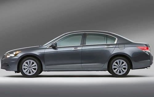 Honda Accord VIII Restyling 2011 - 2013 Station wagon 5 door #6