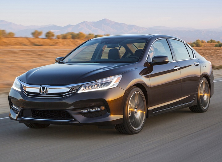 Honda Accord X 2017 - now Sedan #7