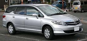 Honda Airwave 2008 - 2010 Station wagon 5 door #3