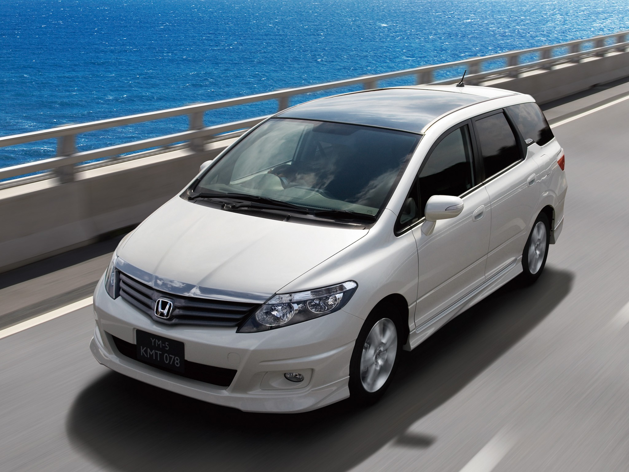 Honda Airwave 2008 - 2010 Station wagon 5 door #6