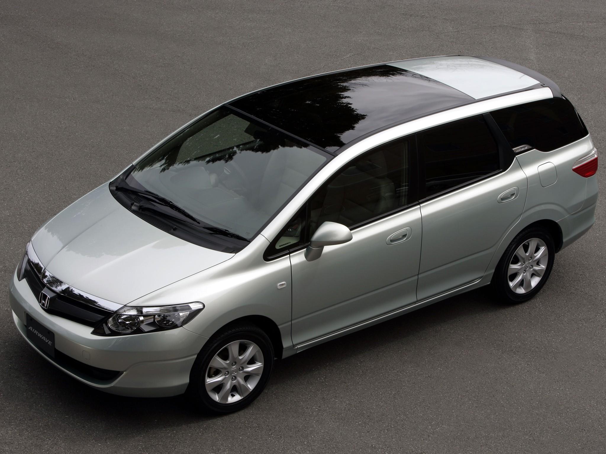 Honda Airwave 2008 - 2010 Station wagon 5 door #4