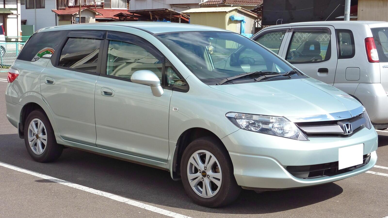 Honda Airwave 2008 - 2010 Station wagon 5 door #7