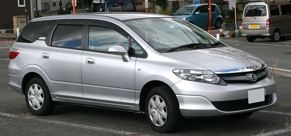 Honda Airwave 2008 - 2010 Station wagon 5 door #8