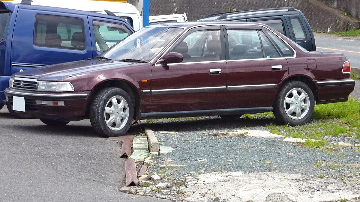 Honda Rafaga 1993 - 1997 Sedan #6