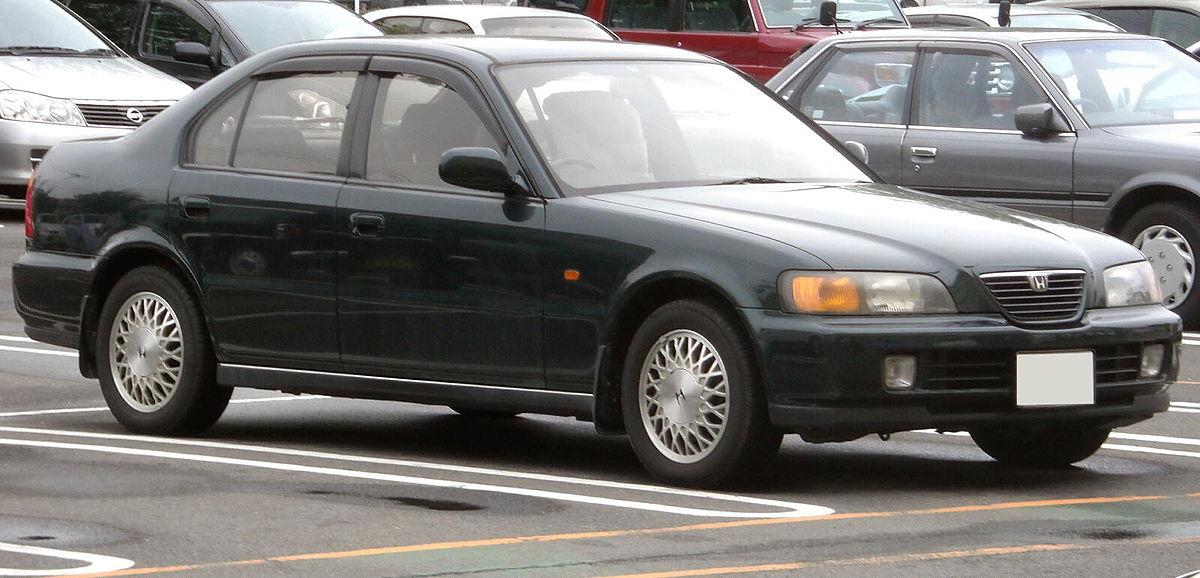 Honda Rafaga 1993 - 1997 Sedan #8