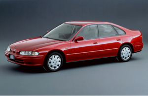 Honda Ascot Innova 1992 - 1996 Sedan #2