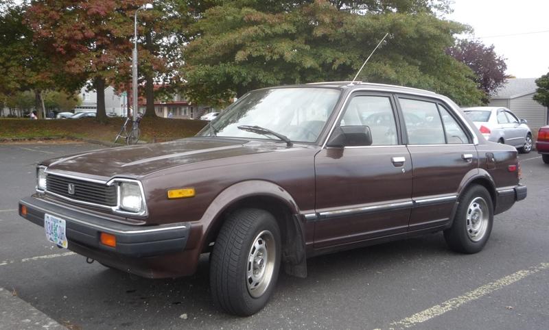 Honda Ballade I 1980 - 1983 Sedan #7