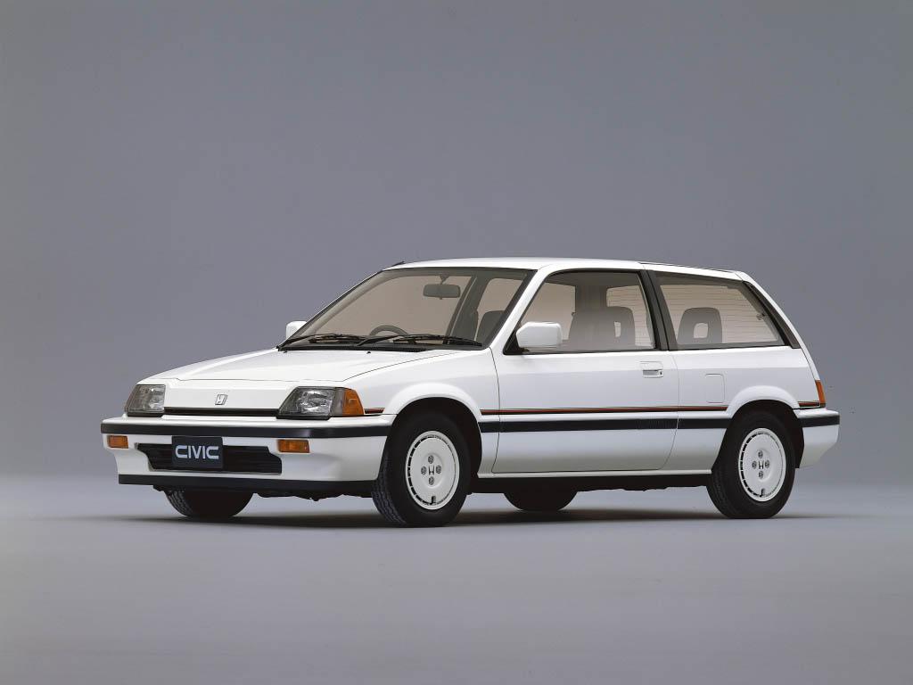 Honda Ballade II 1983 - 1987 Hatchback 3 door #5