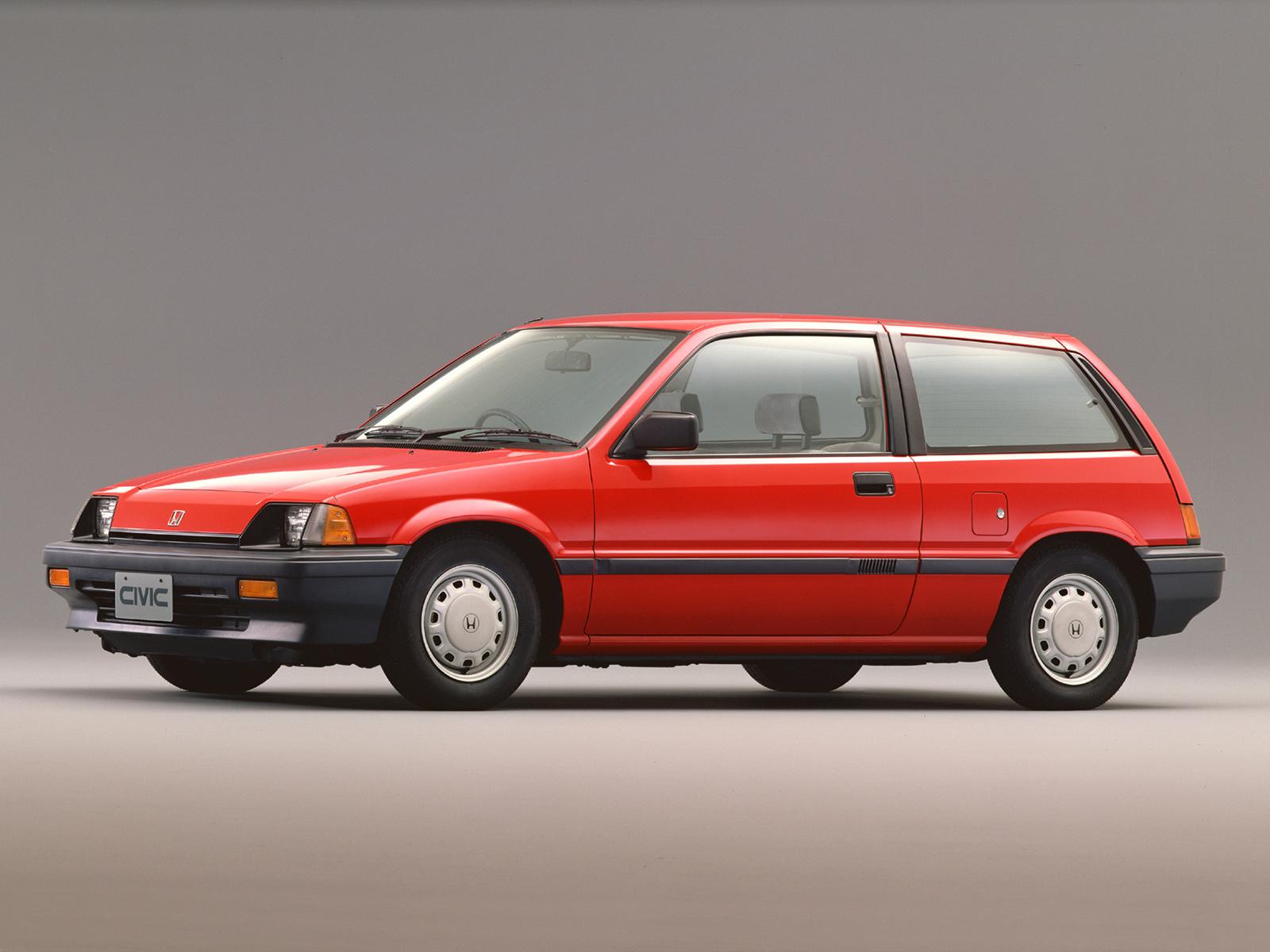 Honda Ballade II 1983 - 1987 Hatchback 3 door #2