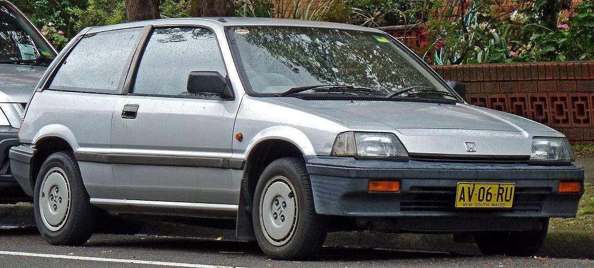Honda Ballade II 1983 - 1987 Hatchback 3 door #8
