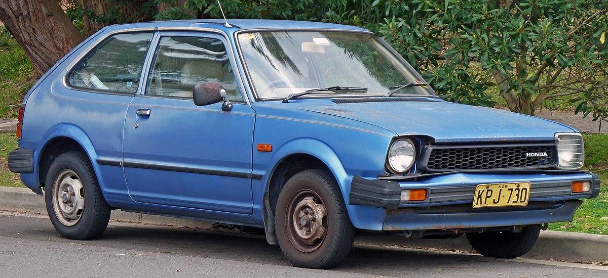 Honda Ballade II 1983 - 1987 Hatchback 3 door #7
