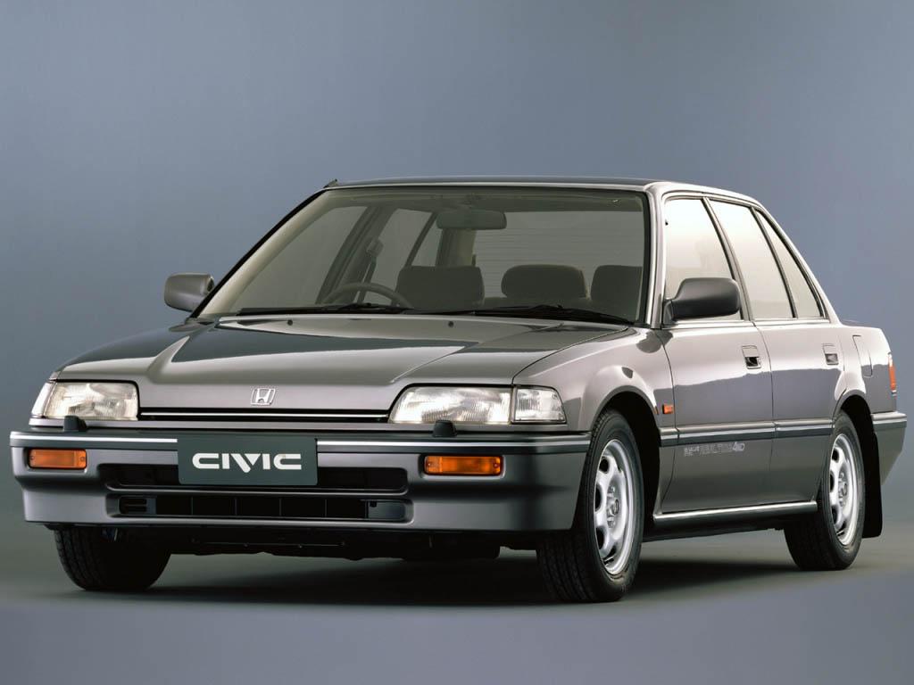Honda Ballade II 1983 - 1987 Sedan #6