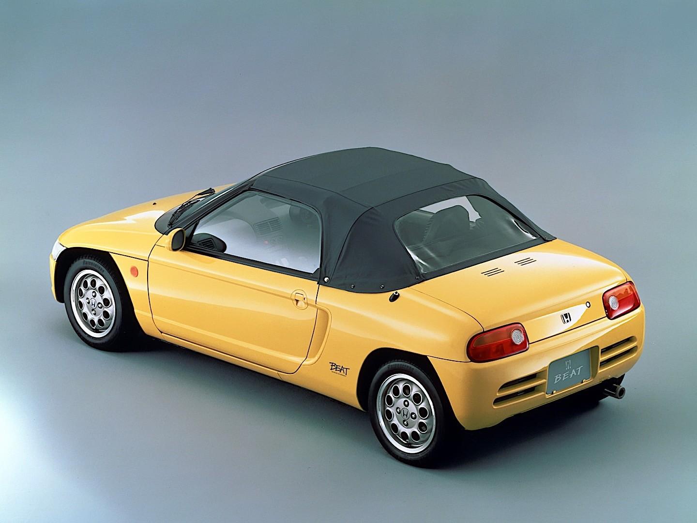Honda Beat 1991 - 1996 Roadster :: OUTSTANDING CARS