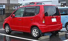Honda Capa 1998 - 2002 Microvan #5