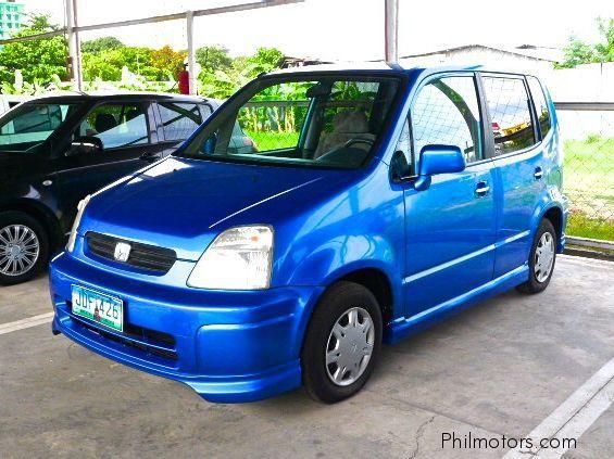 Honda Capa 1998 - 2002 Microvan #6