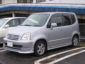 Honda Capa 1998 - 2002 Microvan #8
