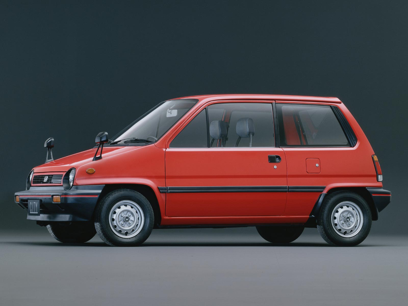 Honda City I 1981 - 1986 Hatchback 3 door #3