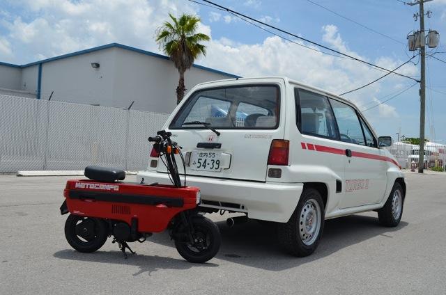 Honda City I 1981 - 1986 Hatchback 3 door #7