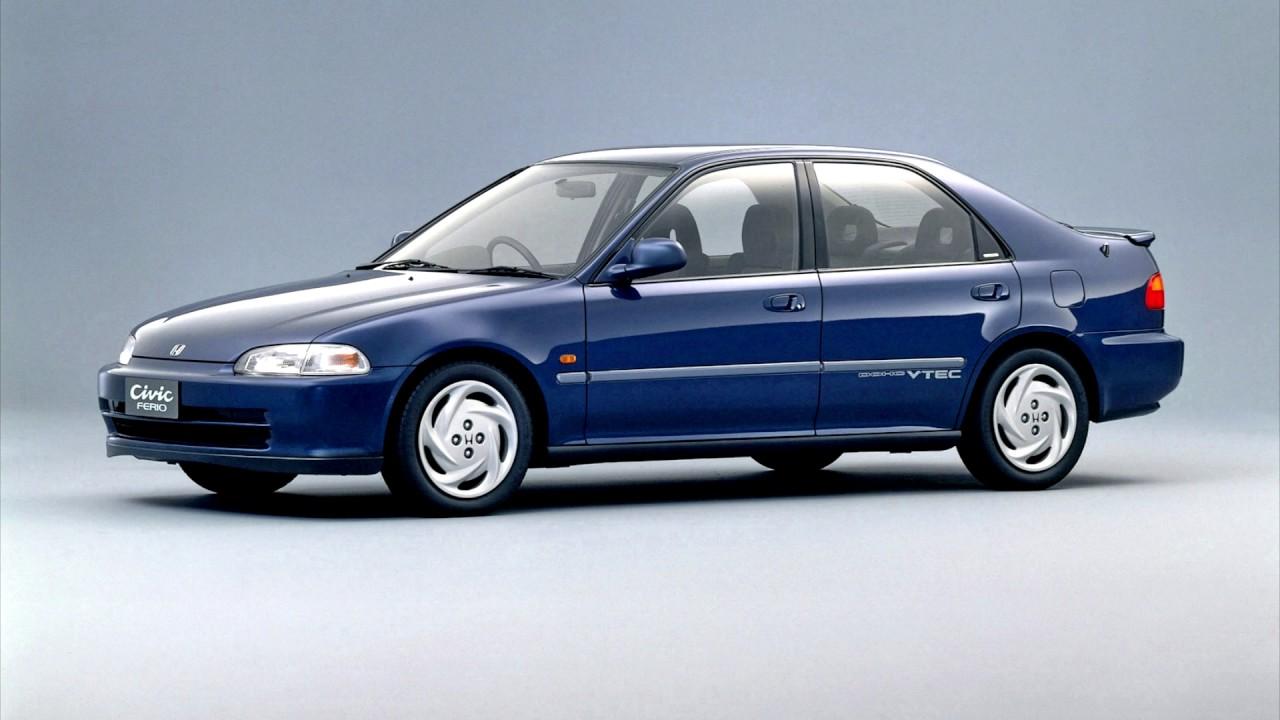 Honda Civic Ferio I 1991 - 1995 Sedan #8