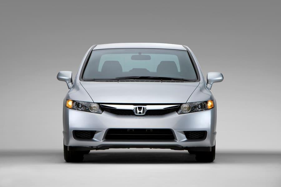 Honda Civic VIII Restyling 2008   2012 Coupe #1