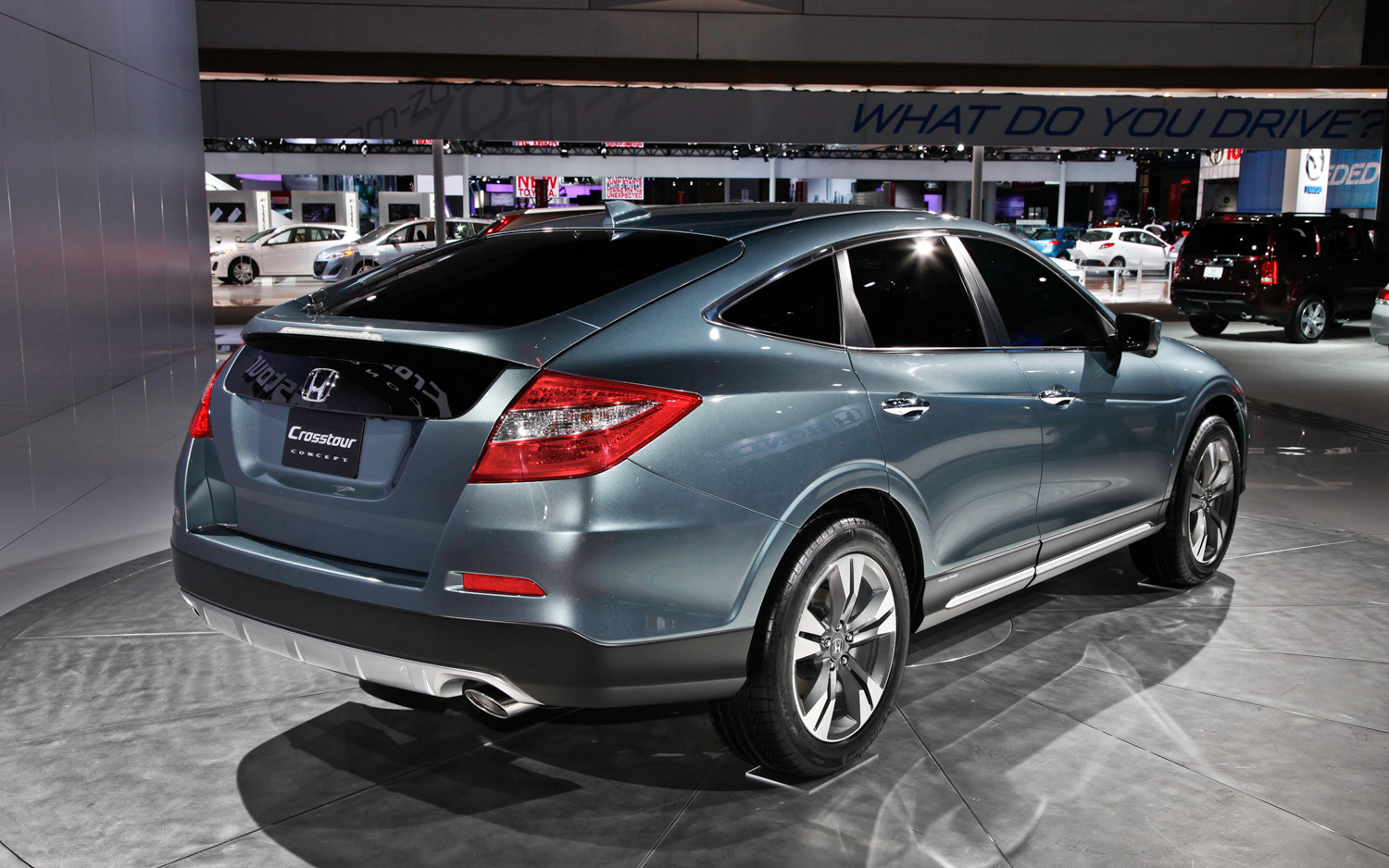 Honda Crosstour I 2009 - 2012 SUV 5 door #8