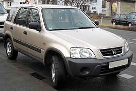 Honda CR-V I 1995 - 1999 SUV 5 door #2
