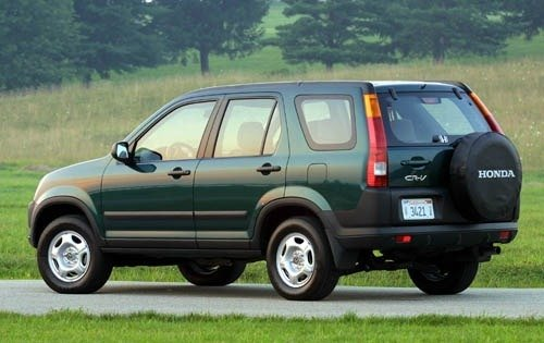 Honda CR-V I 1995 - 1999 SUV 5 door #3