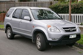 Honda CR-V I 1995 - 1999 SUV 5 door #8