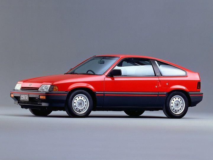 Honda CR-X I 1983 - 1987 Coupe #7