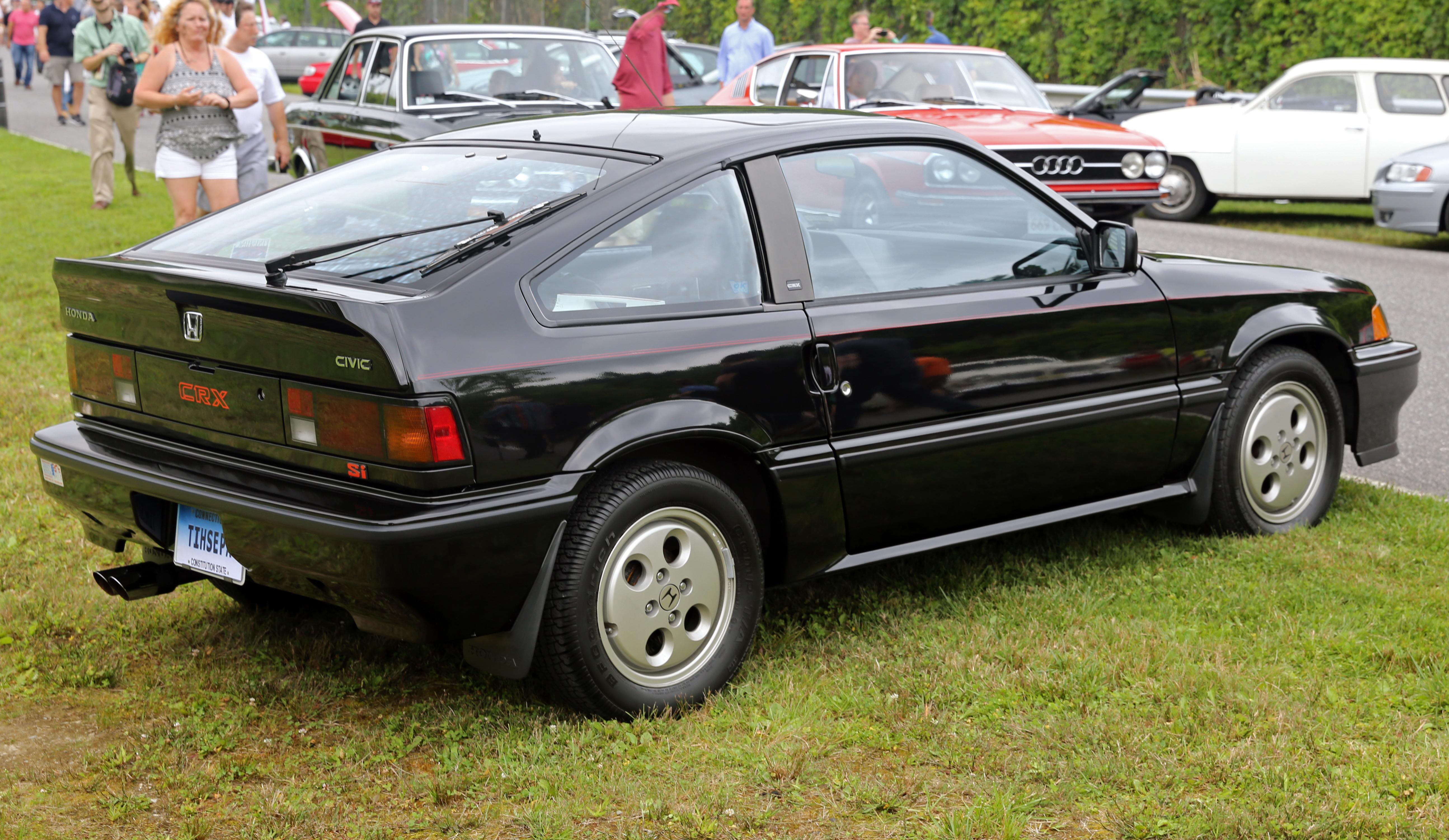 Honda CR-X I 1983 - 1987 Coupe #4