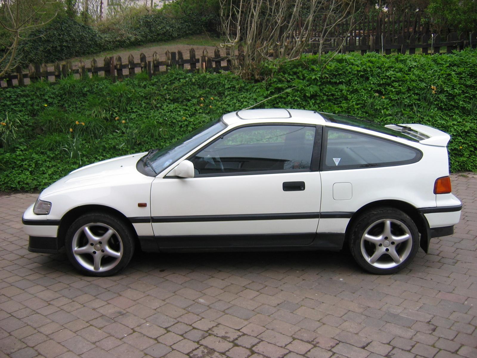 Honda CR-X III 1992 - 1998 Roadster #4