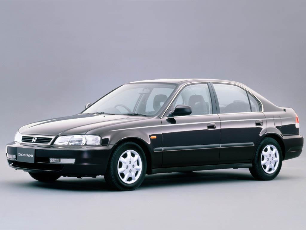 Honda Domani I 1992 - 1996 Sedan #5