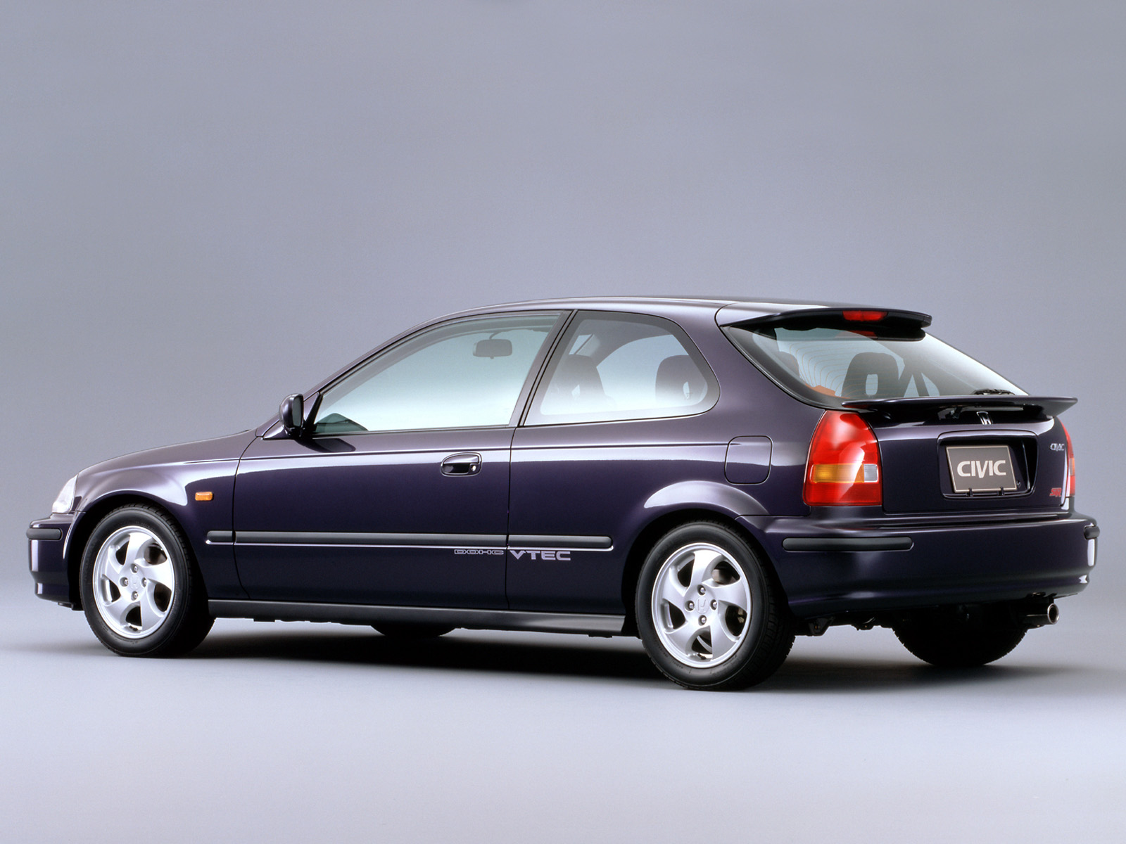 Honda Domani I 1992 - 1996 Sedan #1