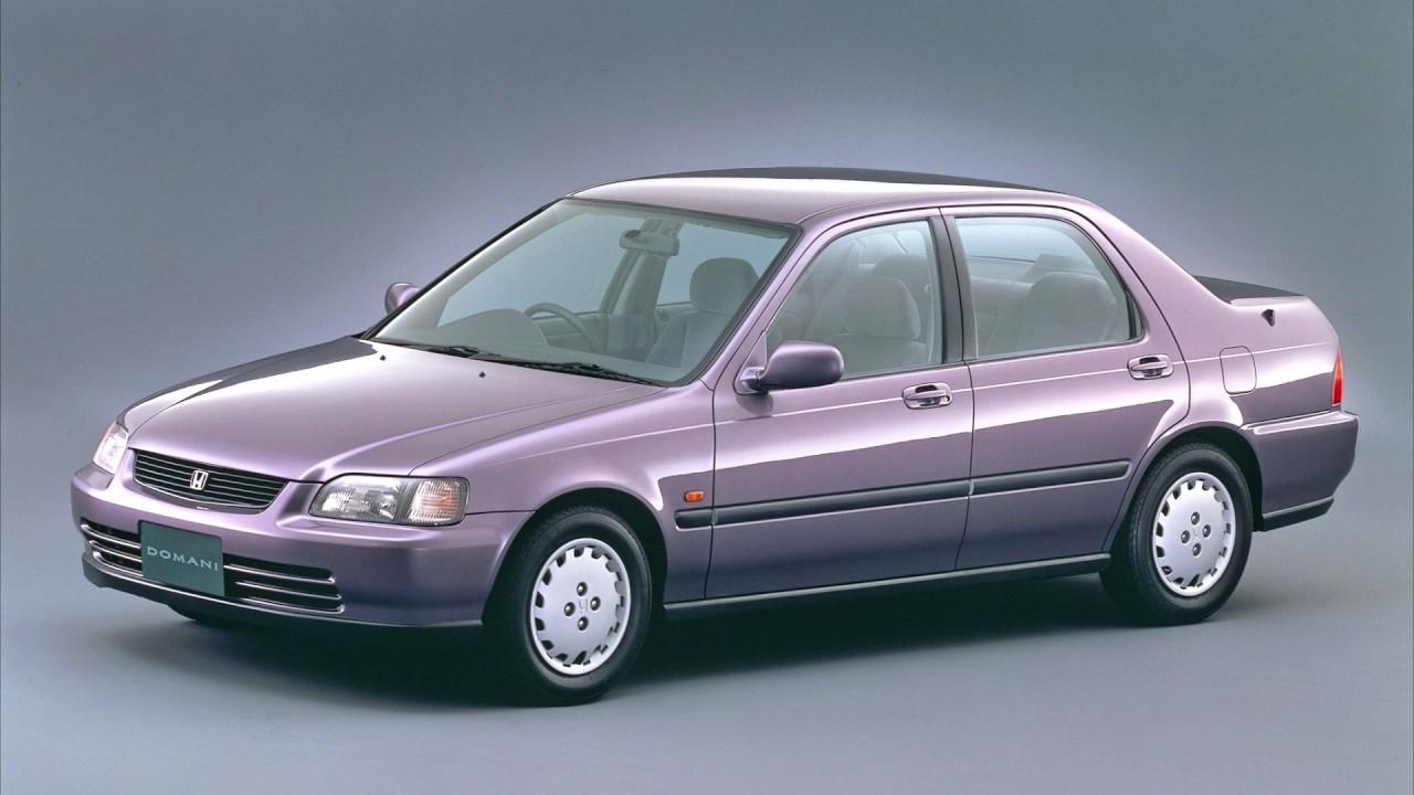 Honda Domani I 1992 - 1996 Sedan #7