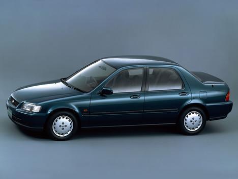 Honda Domani I 1992 - 1996 Sedan #4