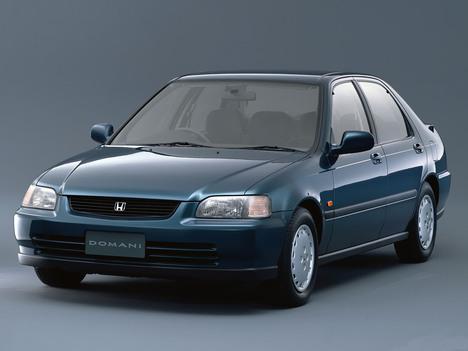 Honda Domani I 1992 - 1996 Sedan #2