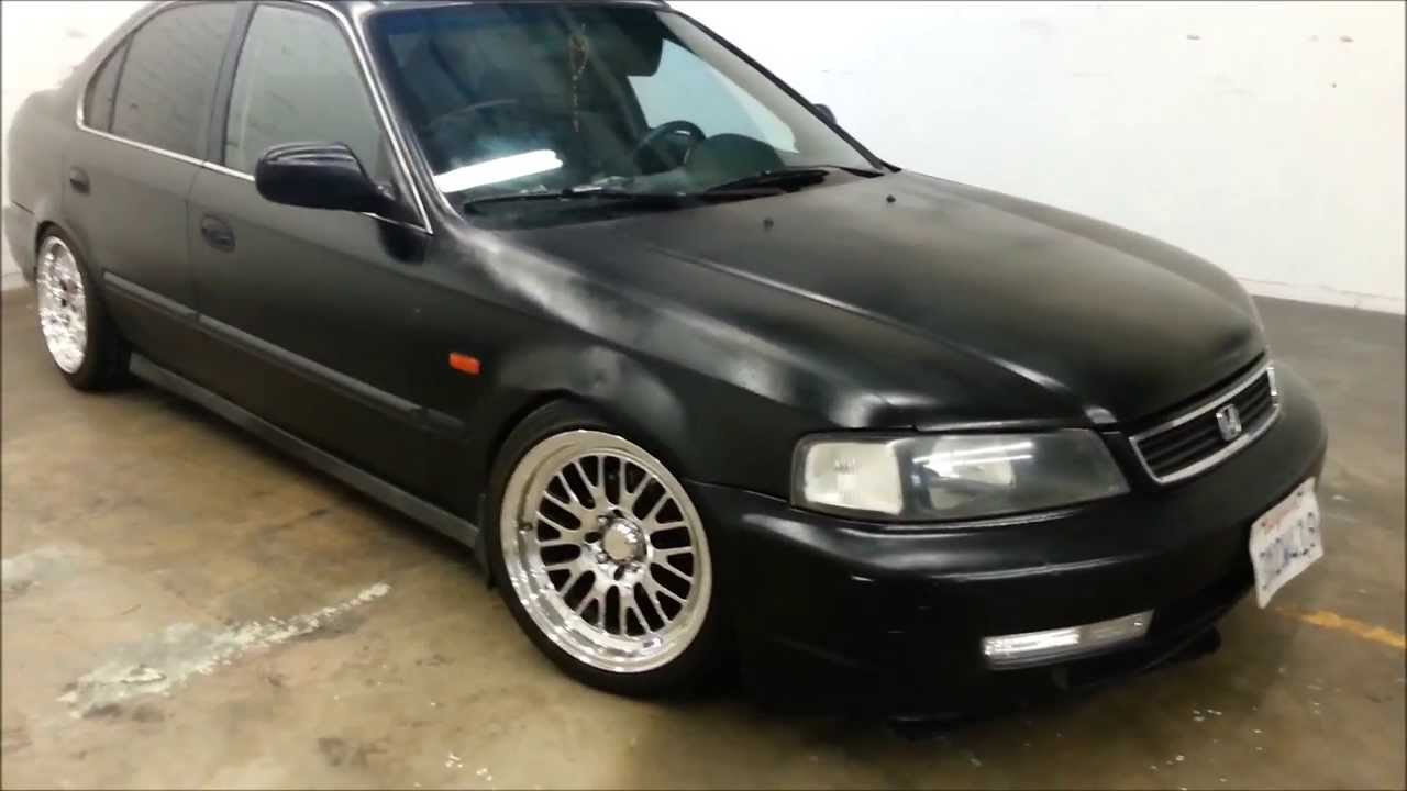Honda Domani II 1997 - 2000 Sedan #6