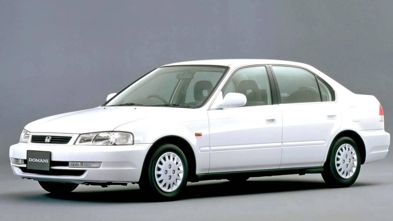 Honda Domani II 1997 - 2000 Sedan #5