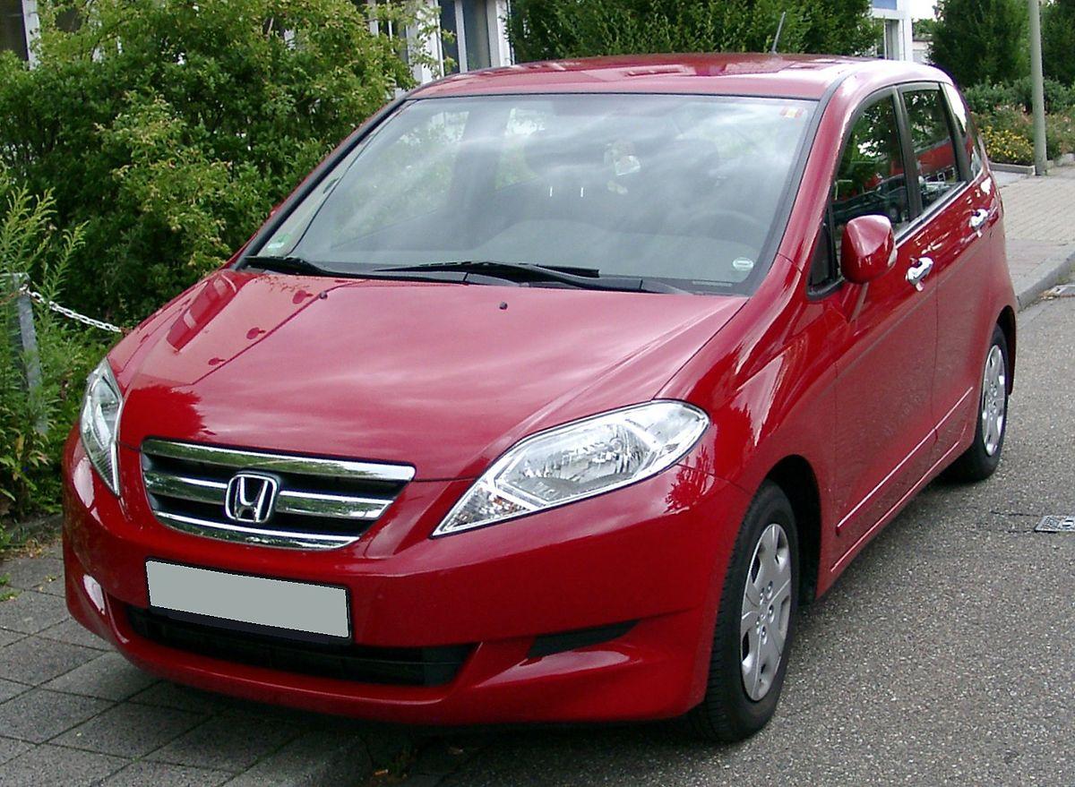 Honda Edix 2004 - 2009 Compact MPV #8