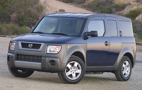 Honda Element I 2003 - 2006 SUV 5 door #3