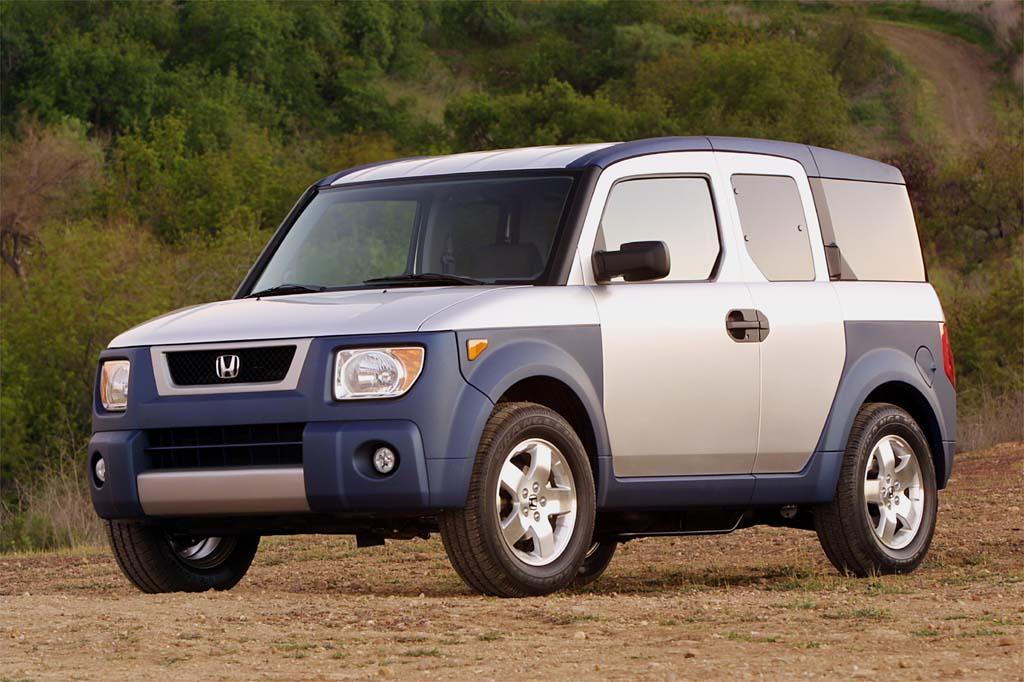 Honda Element I 2003 - 2006 SUV 5 door #5