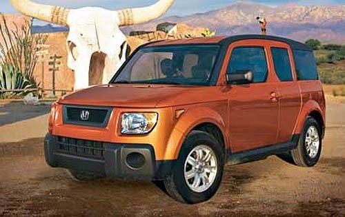 Honda Element I 2003 - 2006 SUV 5 door #2