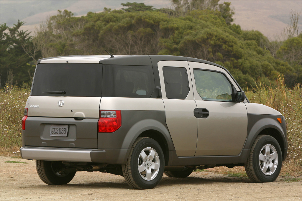 Honda Element I 2003 - 2006 SUV 5 door #4